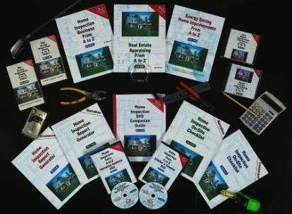 Exterior Home Inspection from A to Z - DVD Videos. Real Estate Home Inspection, Appraisal, Energy Saving Home Improvements.