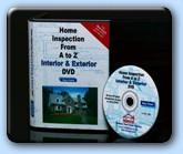Interior Home Inspection from A to Z - DVD Videos