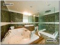 0025 cheap granite mirrors for bathroom vanity