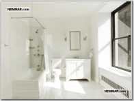 0110 modern decor bathroom windows