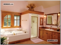 0119 large mirror bathroom ideas for small spaces