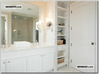 0132 bath vanities storage ideas for small bathrooms