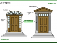 1721-co Door lights - Windows - Architectural Styles - Exterior