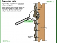 1802-co Concealed nails - Wood - Exterior Cladding - Exterior