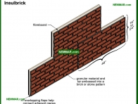 1819-co Insulbrick - Other Sidings and Issues - Exterior Cladding - Exterior