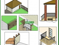 1821-co Areas to check for wood soil contact include - Other Sidings and Issues - Exterior Cladding - Exterior