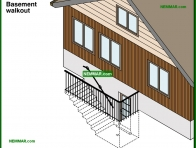 1840-co Basement walkout - Introduction - Exterior Structures - Exterior