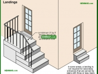 1843-co Landings - Porches and Decks and Balconies - Exterior Structures - Exterior