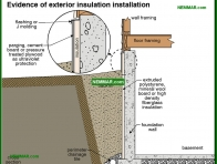 1898-co Evidence of exterior insulation installation - Lot Grading - Surface Water Control and Landscaping - Exterior