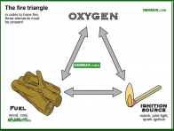 0712-co The fire triangle - Introduction - Furnaces - Gas and Oil - Heating