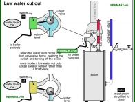0861-co Low water cut out - Controls - Hot Water Boilers - Heating