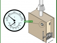 0865-co Temperature and pressure gauge - Controls - Hot Water Boilers - Heating