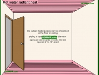 0903-co Hot water radiant heat - Distribution Systems - Hot Water Boilers - Heating