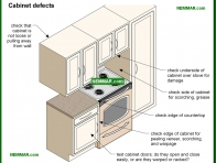 2027-co Cabinet defects - Trim and Counters and Cabinets - Interiors - Interior