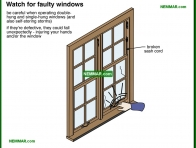 2058-co Watch for faulty windows - Windows and Skylights and Solariums - Interiors - Interior