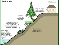0223-co Ravine lots - Problems - Footings and Foundations - Structure