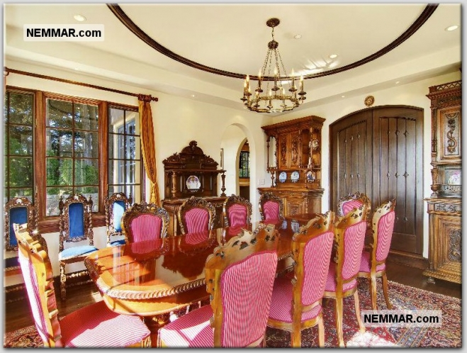 0151 house interior designs dining room decoration pictures