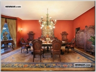 0060 vintage dining room furniture wall decoration