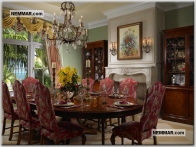 0108 glass dining table interior design dining rooms
