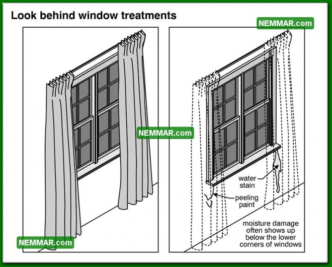 2001 Look Behind Window Treatments - House Interior - Introduction