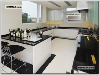 0198 laminate kitchen cabinets interiors design
