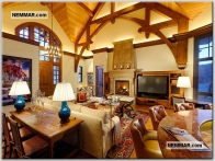 0244 kitchen interior design ideas leather sectional