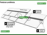 0017 Fastener Problems - Roofing - Asphalt Shingles